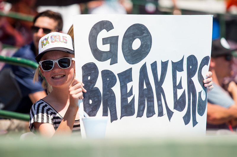 Breakers Sign- CIF Championship game-1.jpg