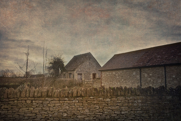 Lacock Abbey and Village, Wiltshire
