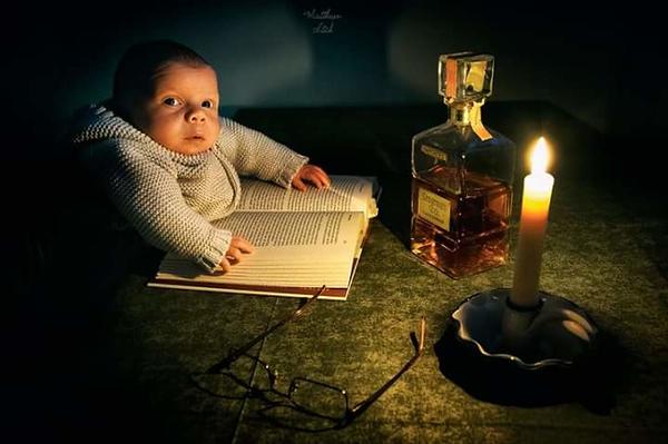 Scary Story Reading