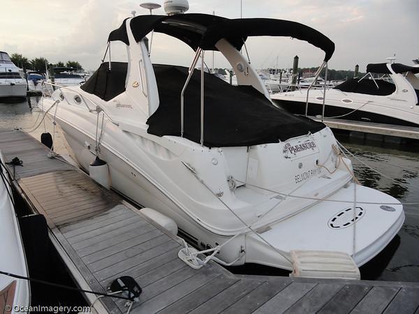 20110826 Belmont Bay, VA - Hurricane Irene