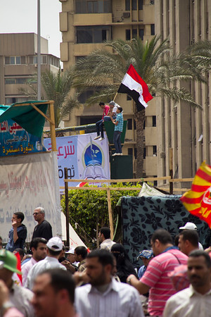 A Changing Egypt: From the Arab Spring and Back