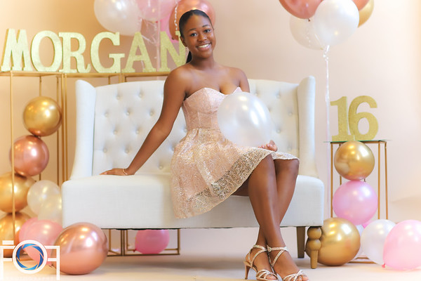 Morgan's Sweet 16