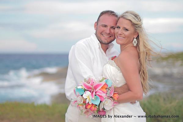 Nathan & Stephanie | Destination Wedding | Casa del Mar | Exuma, Bahamas