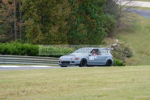 RJC 187 Gray Honda