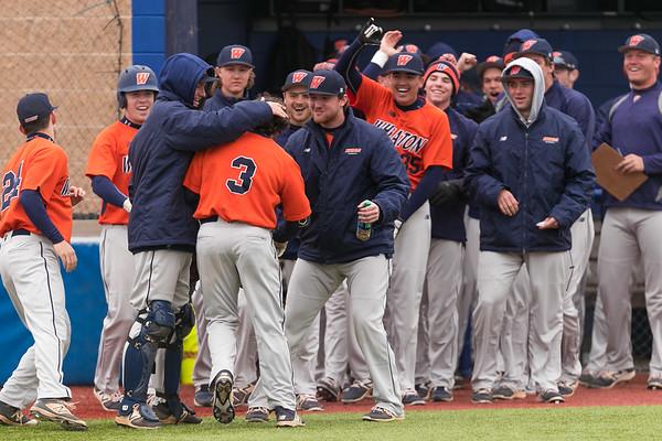 Wheaton College Baseball vs Calvin/ Aurora, March 18, 2017