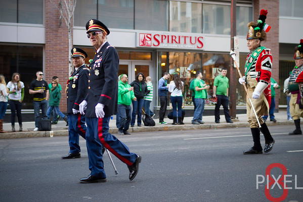 Hartford's 2014 Saint Patrick's Day Parade