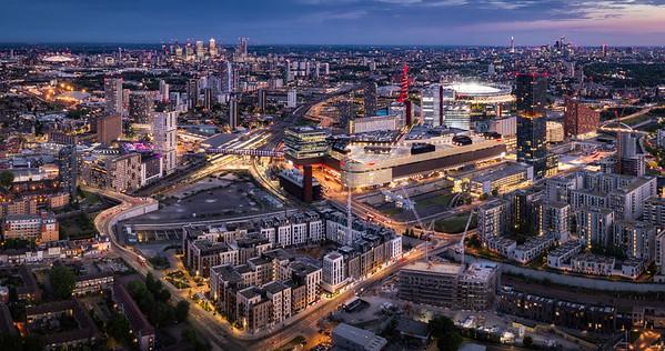Drone - Urban Landscapes
