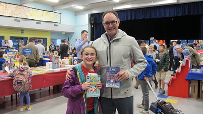Dads, Books and Doughnuts at LCE
