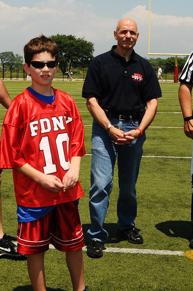 FDNY 25   LAPD 13  Championship Game Pictures