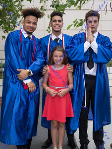 Xavier Laboy Graduation - May 24, 2017