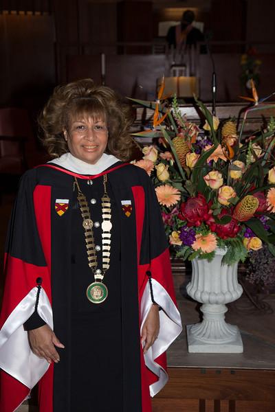Erica Davis at PUC
