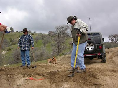 Adopt-a-Trail Work