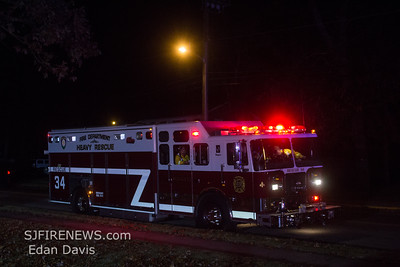 11/04/2019, MVC, Millville City, Cumberland County NJ, N Sharp St. and Harrison Ave.