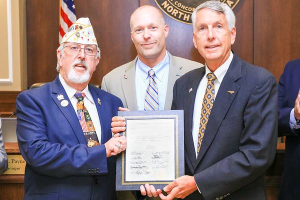 2018 November - Concord City Council Meeting