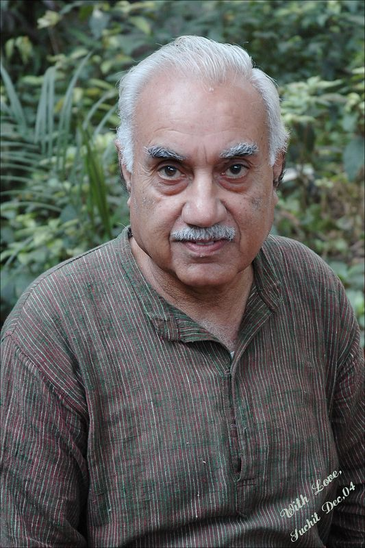 Shashi Seth [Maternal Uncle]