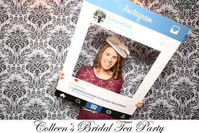 Colleen's Bridal Tea Party