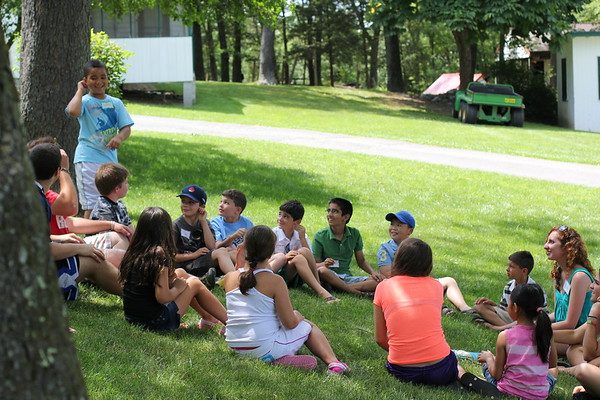 Camp Hillcroft 2012