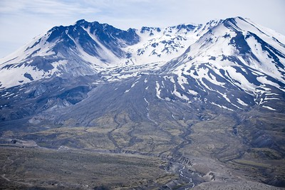 Mt St Helens - Johnston Ridge & Hummocks Loop 2019/05/12