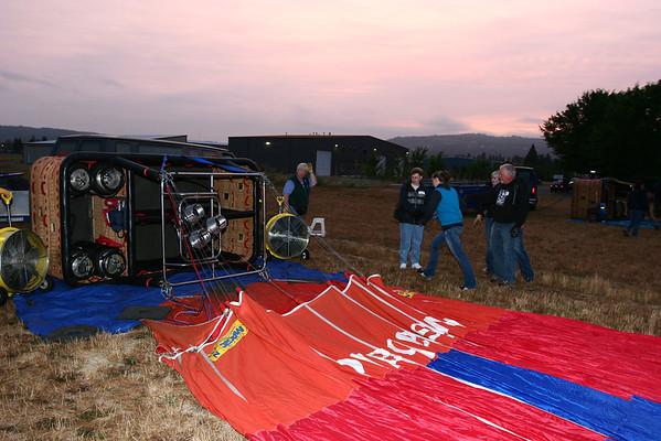 Hot Air Balloon 2009