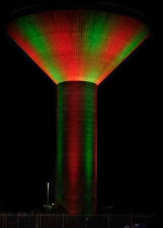 Boynton Water Tower