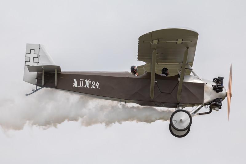 ANBO-II (replica) in-flight