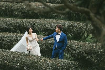 Pre-wedding | CW + YJ