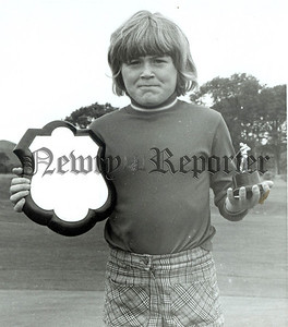golf boy Rafferty and Co. Louth juvenile title awards