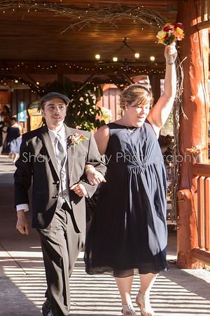Megan & Tony: Reception fun