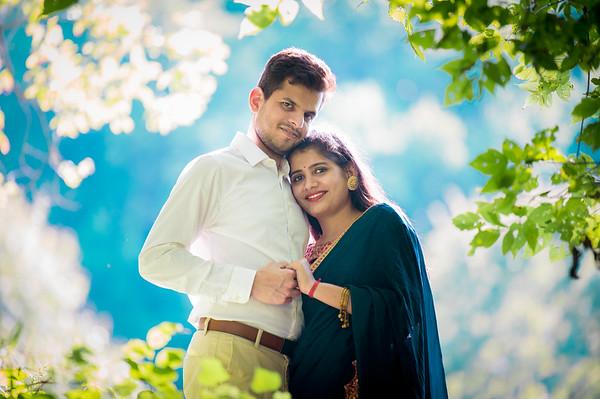 Abhi-Reshu Photoshoot