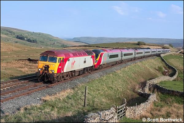 Class 57: Virgin Trains