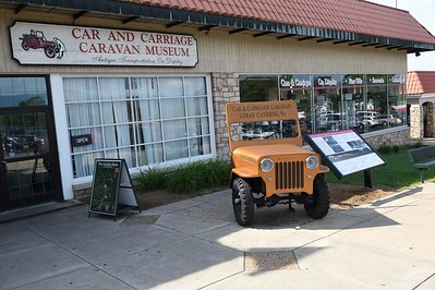 Luray Caverns Car and Carriage Museum, June 2018