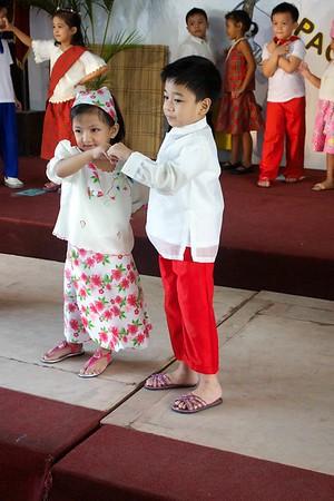 Buwan ng Wika Preschool SY 2014-2015