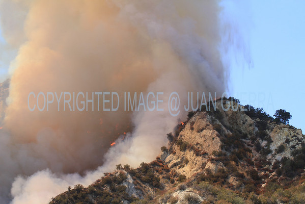 "LACoFD ""Oak Incident""  Stevenson Ranch"