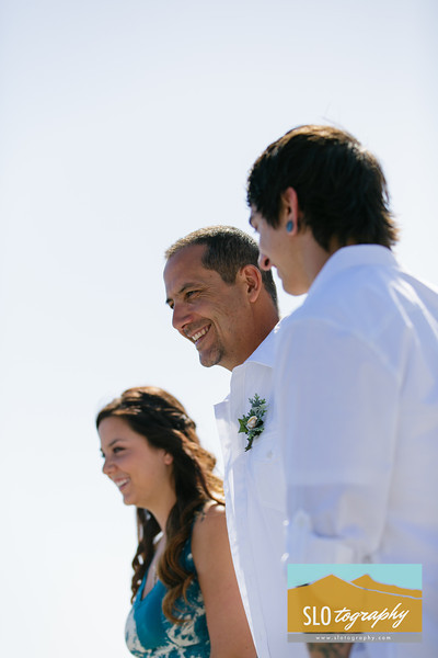Bob+Amy ~ Avila Beach Wedding