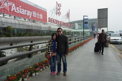 Xiamen Tour (27-30/01/2012)