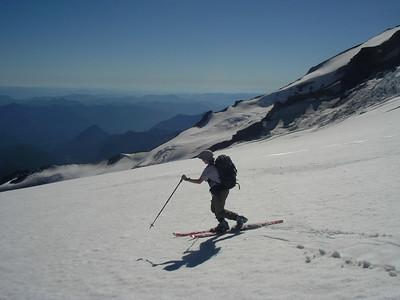 Random Skiing