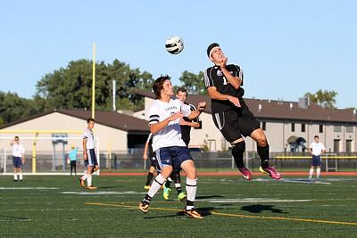 Odyssey v EI boys soccer 9 26 13