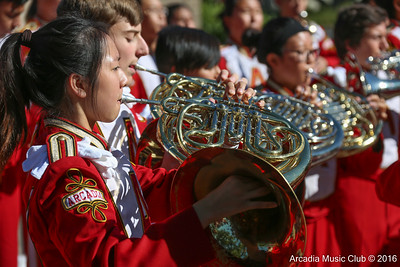 20161008 Placentia Band Review
