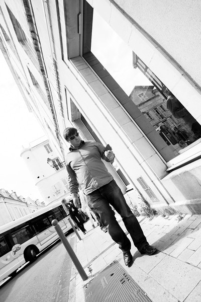 La Rochelle - Shooting from the Hip