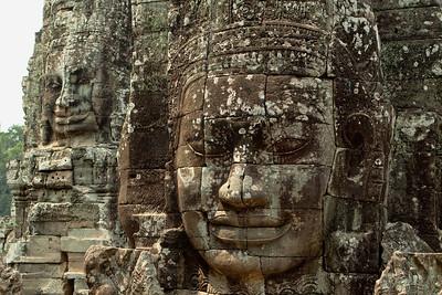 Cambodia - Temples of Angkor Wat