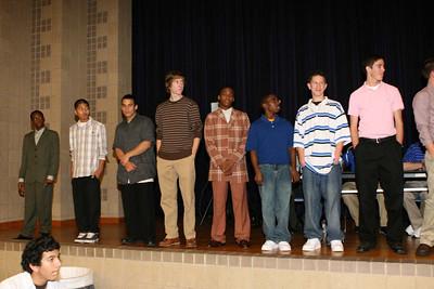Junior Varsity Football Banquet, Pflugerville Panthers