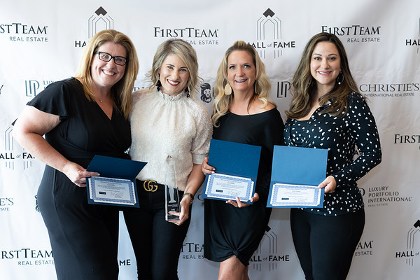 First Team Real Estate Awards Ceremony