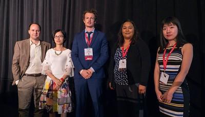 2018 BCVS Public Awardees