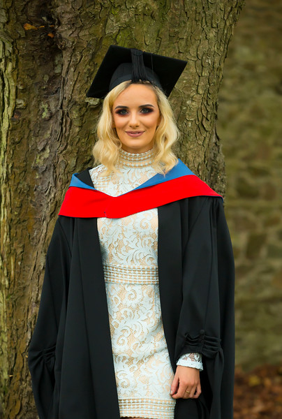 02/11/2017. Waterford Institute of Technology Conferring is Rachel Lee from Waterford. Picture: Patrick Browne.