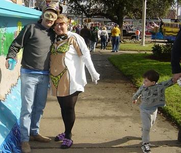 2003 - Krewe of Centaur Mardi Gras Parade