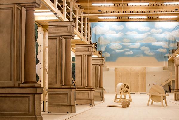 Zamek Valtice :: rekonstrukce