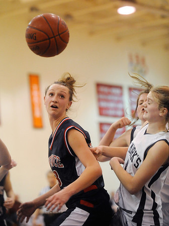 Lawrence Academy girls' basketball