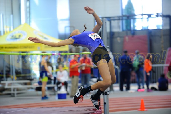 MITS 2017 DAY 2 - Girls' High Jump