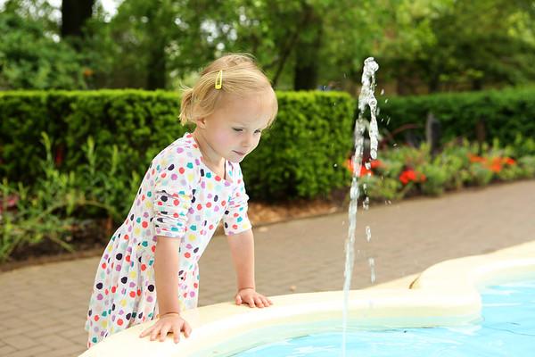 Longwood Gardens for Meryn to see