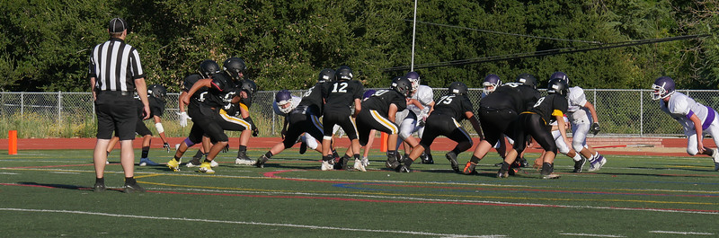 190818 GHS JV FOOTBALL (FOOTHILL SCRIMMAGE)